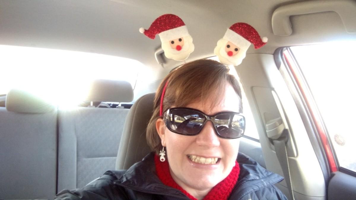 I love Christmastime!