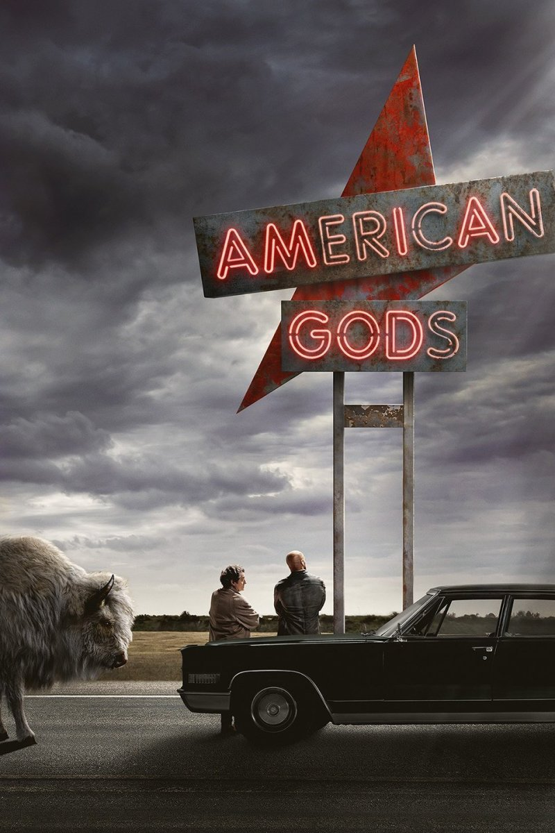 "9 Weird Shows Like ""American Gods"" You Should Check Out"