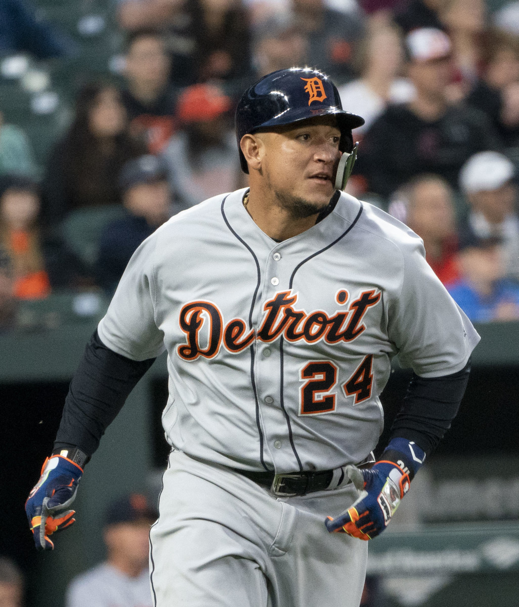 Miguel Cabrera was a hero on the way to the World Series as a rookie, but made the last out in his second World Series appearance.