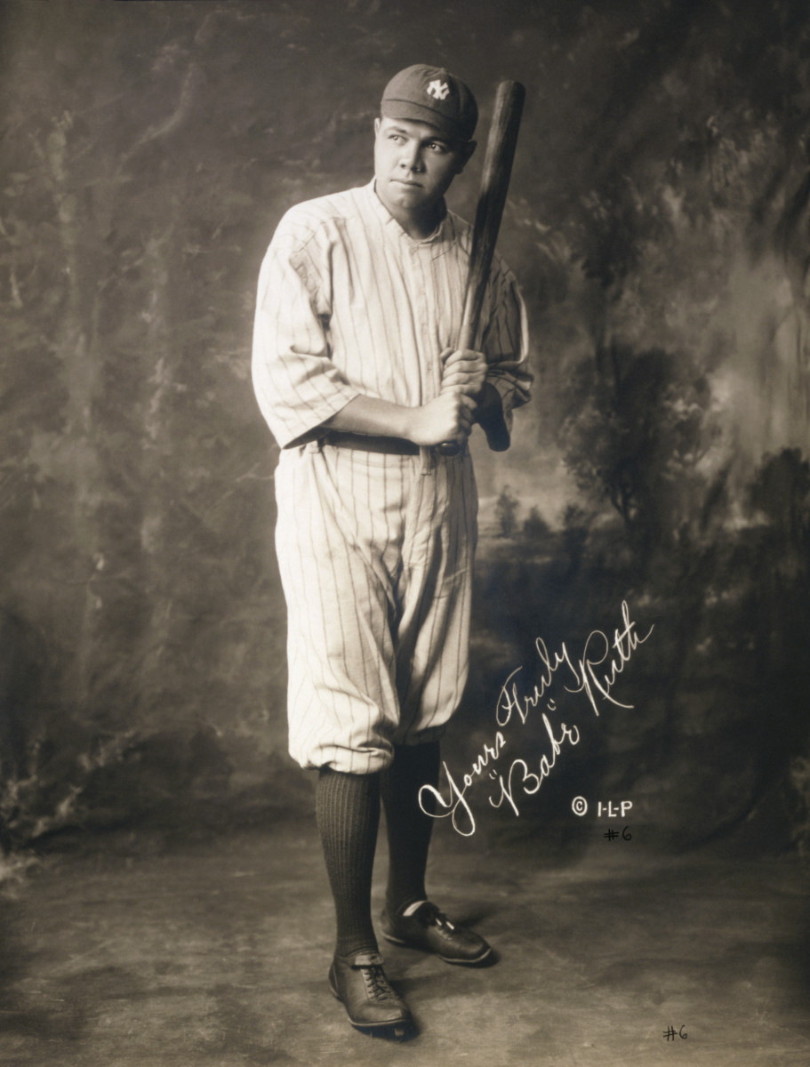 Babe Ruth was baseball's all-time leading home run hitter for years, but when he made the final out of the 1926 World Series, it involved a different aspect of the game.