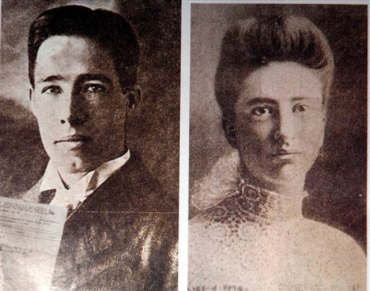 Chester Ellsworth Gillette and Grace Brown