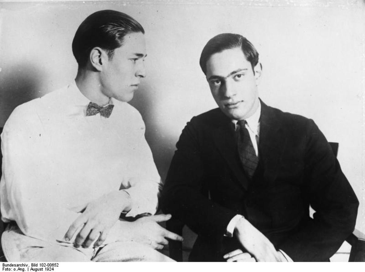 Richard Albert Loeb & Nathan Freudenthal Leopold
