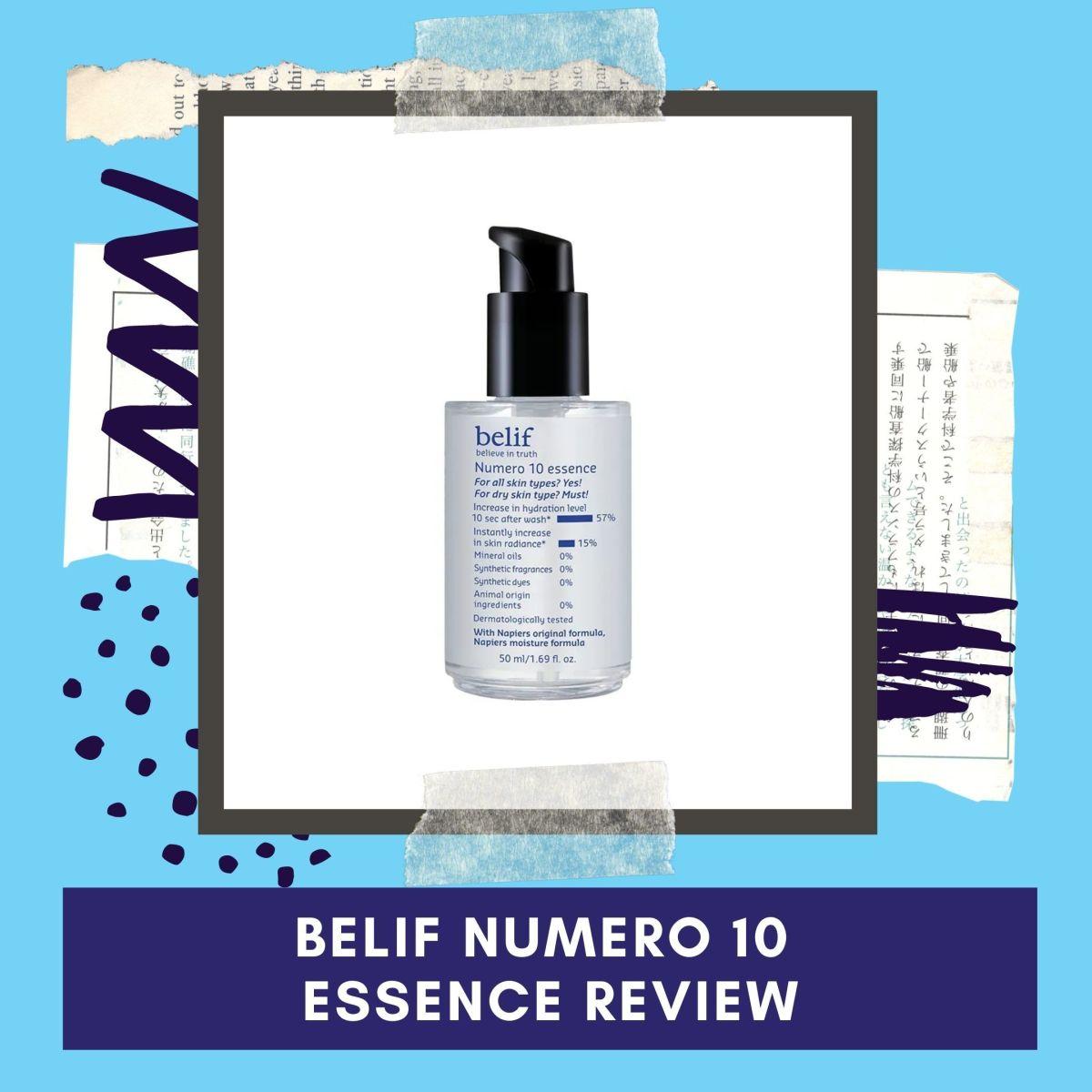 belif-numero-10-essence-review