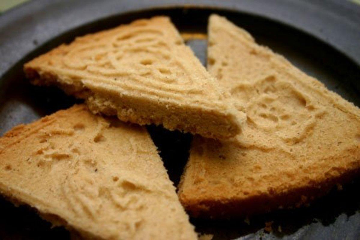 Holiday Shortbread Cookie Recipe