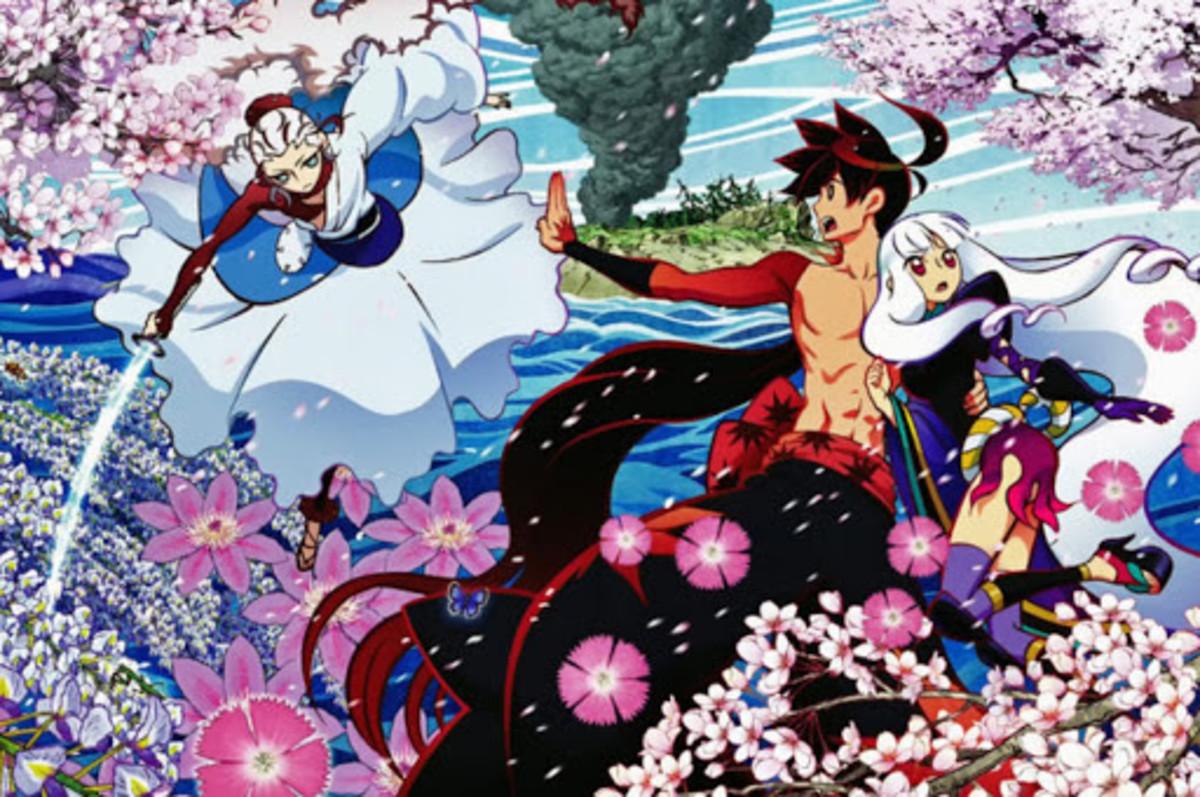 Katanagatari (Sword Story)