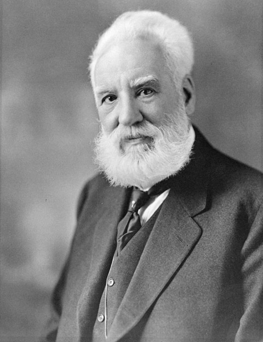 Alexander Graham Bell and the Invention of the Telephone