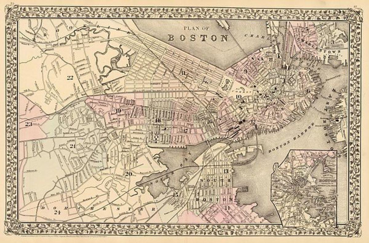 Boston circa 1880