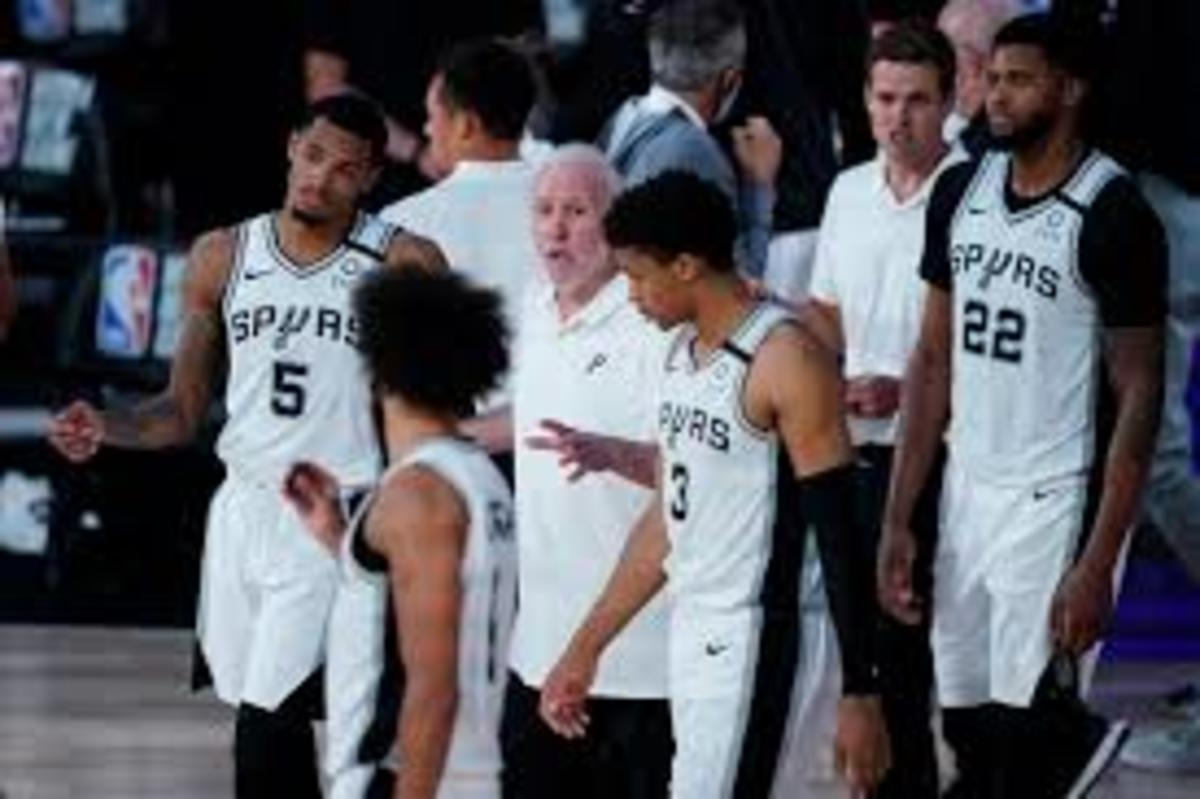 The Spurs will be looking to rebound after missing the playoffs after numerous playoff trips.