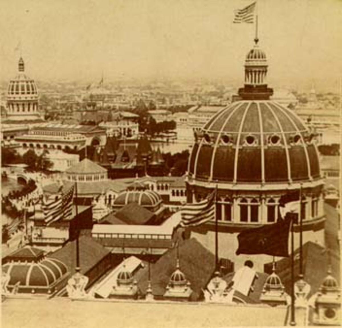 The White City, Chicago World's Fair, 1893