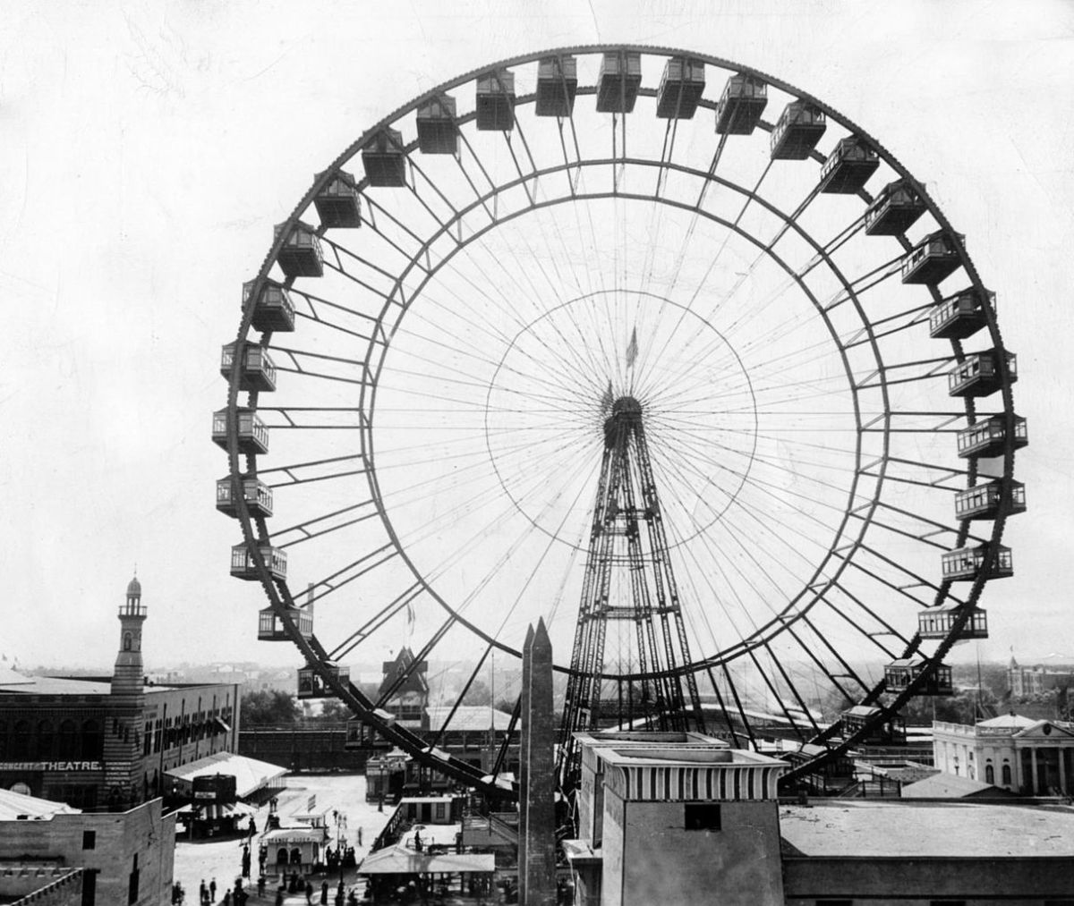 Nikola Tesla and the 1893 World's Fair in Chicago