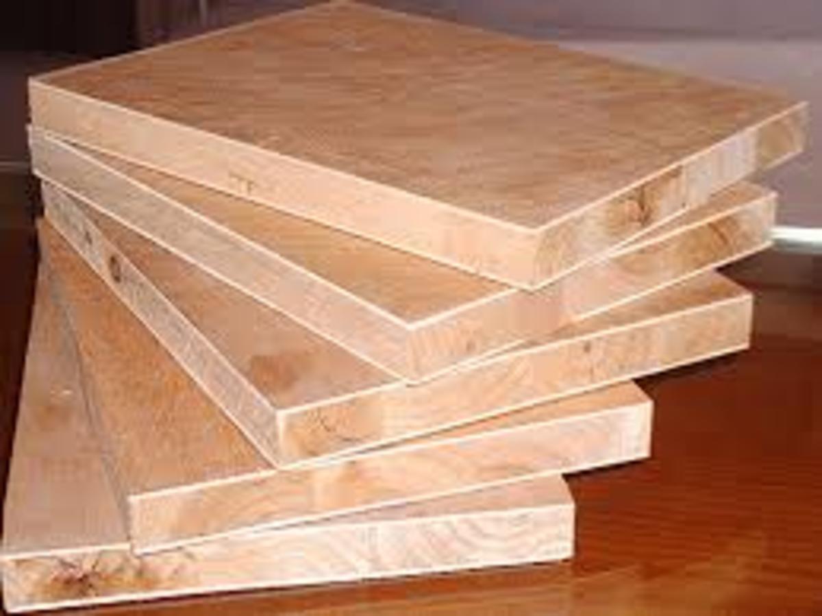 Laminboard Board Block ~ An introduction to block board