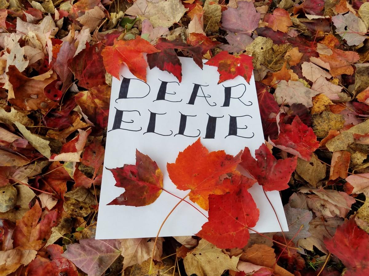 Dear Ellie - Part 15