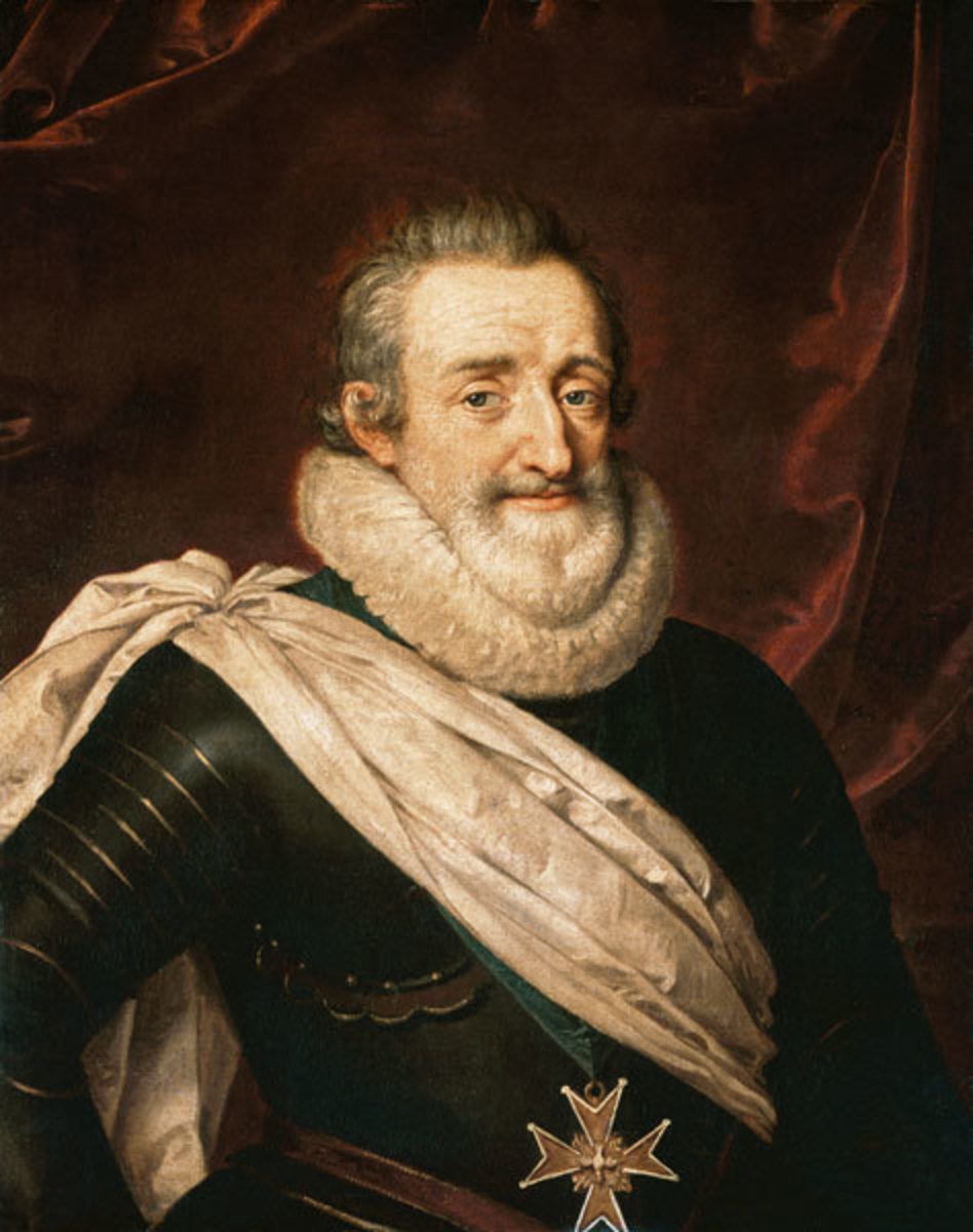 Henri IV, who established the paulette which ensured the heredity of offices.