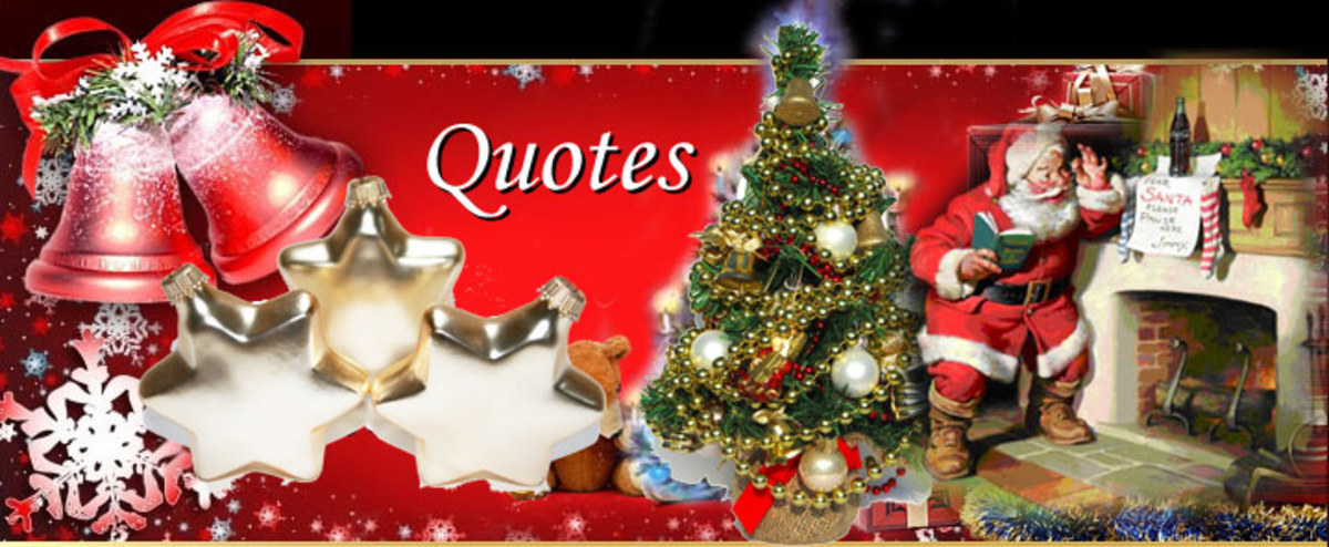 Christmas Sayings and Quotes
