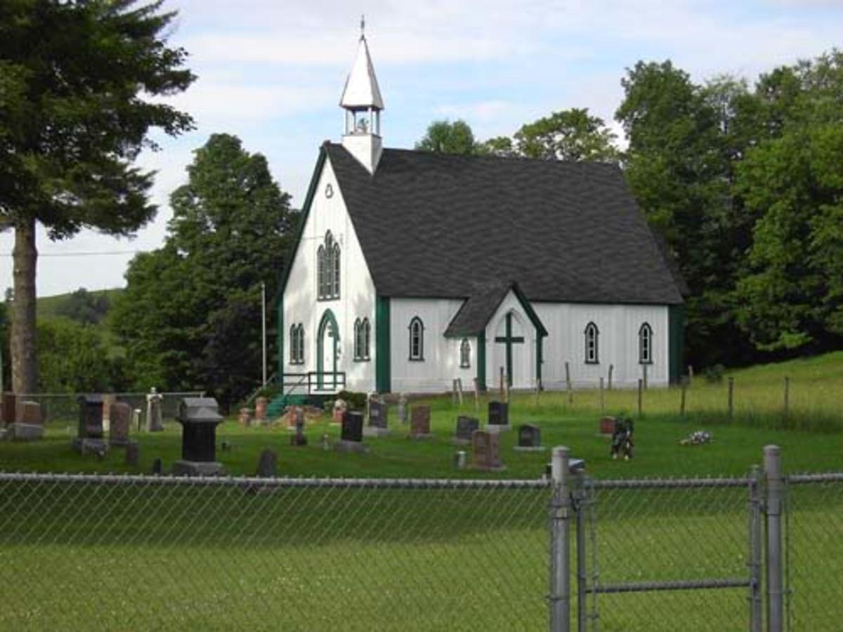 Grandparents Church
