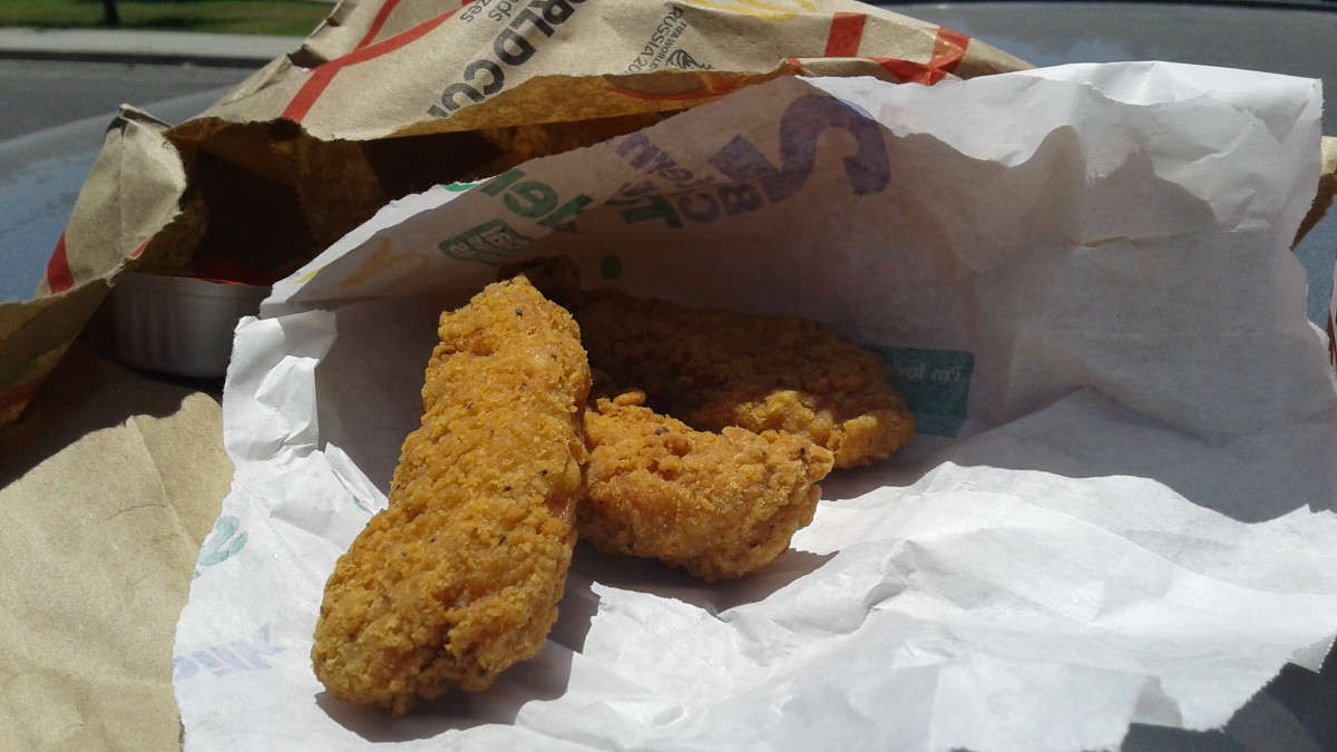 Taste like any McDonald's offering
