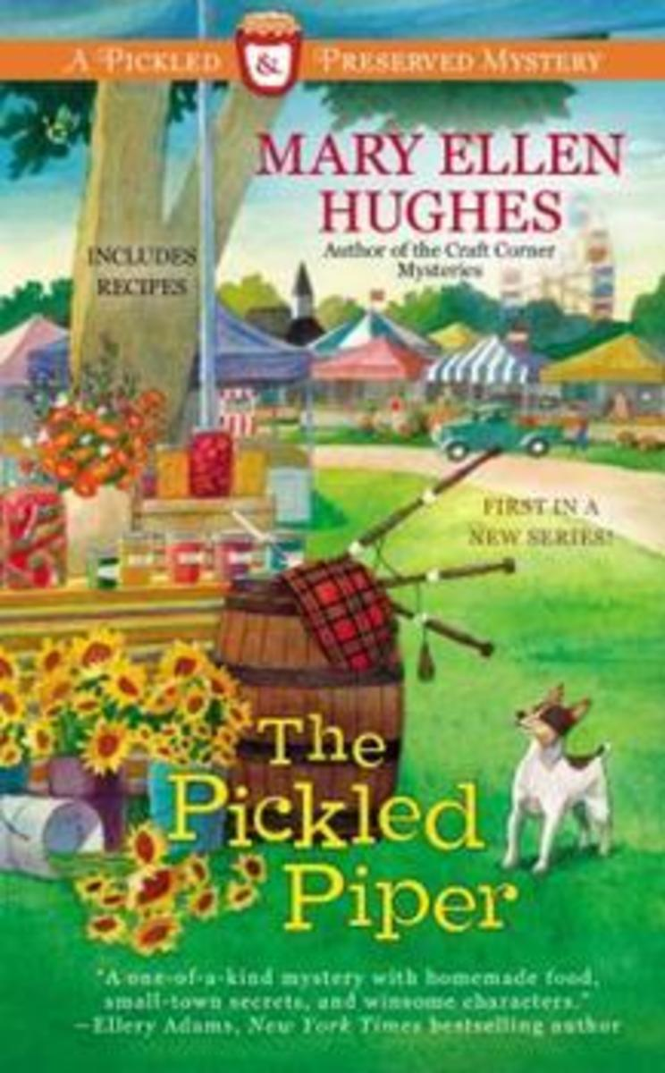 Book Review: The Pickled Piper by Mary Ellen Hughes