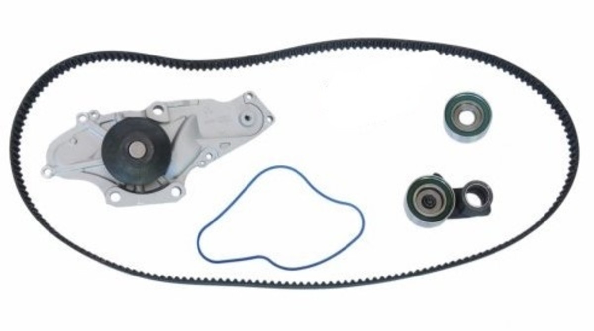 2005 - 2015 Honda V6 Pilot / Accord / TL Timing Belt and Water Pump Replacement (With Videos)
