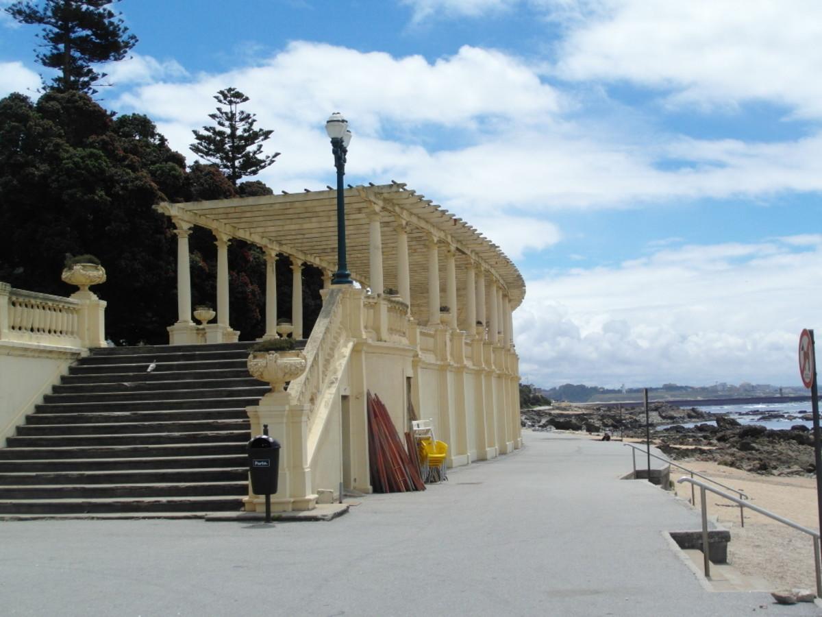 Pergola, Foz do Douro.