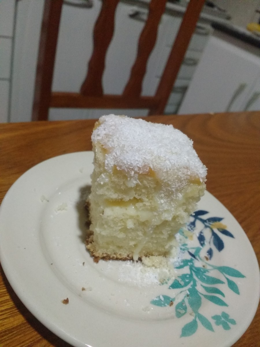 "How to Make Brazilian ""Everyday"" Cake"