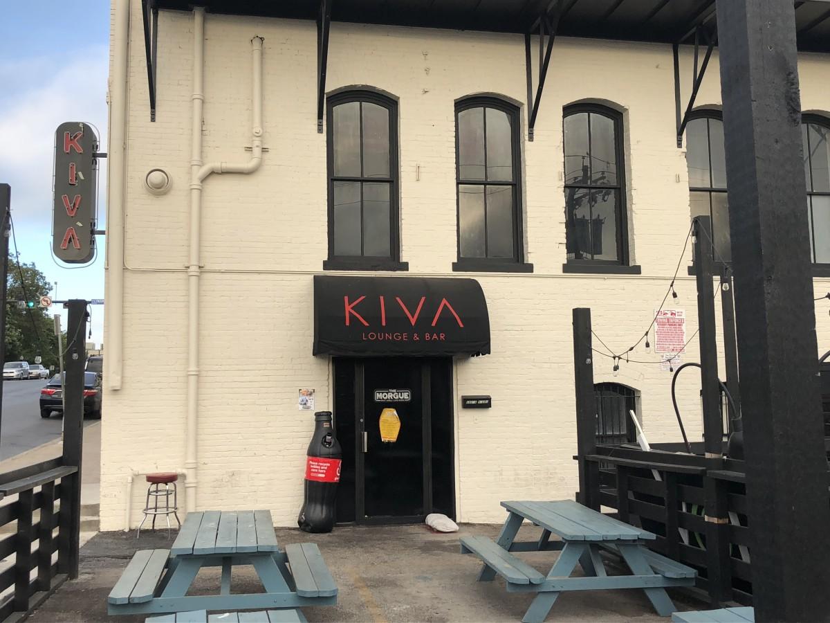 Kiva Lounge, San Marcos, Texas