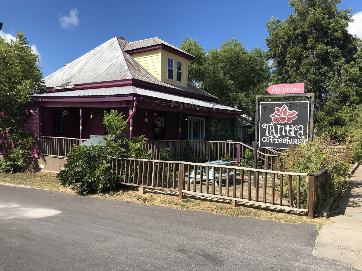 The Tantra Coffee House, San Marcos, Texas