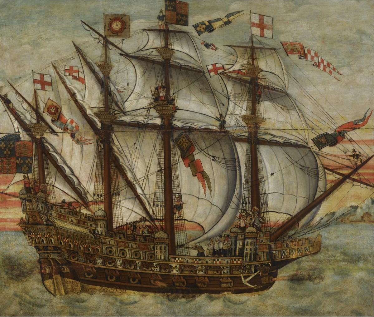 The Great Harry English School (16th Century)