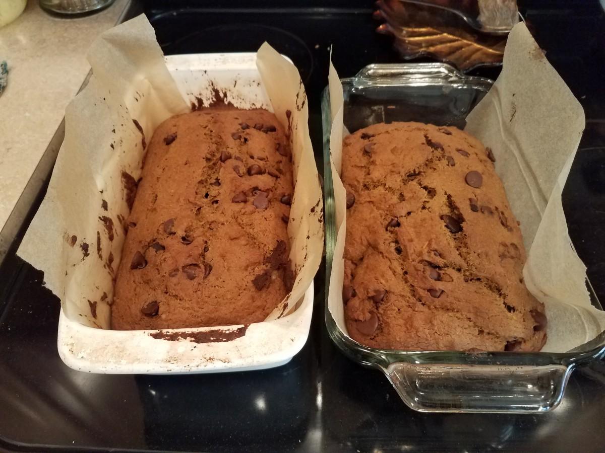 Bake for