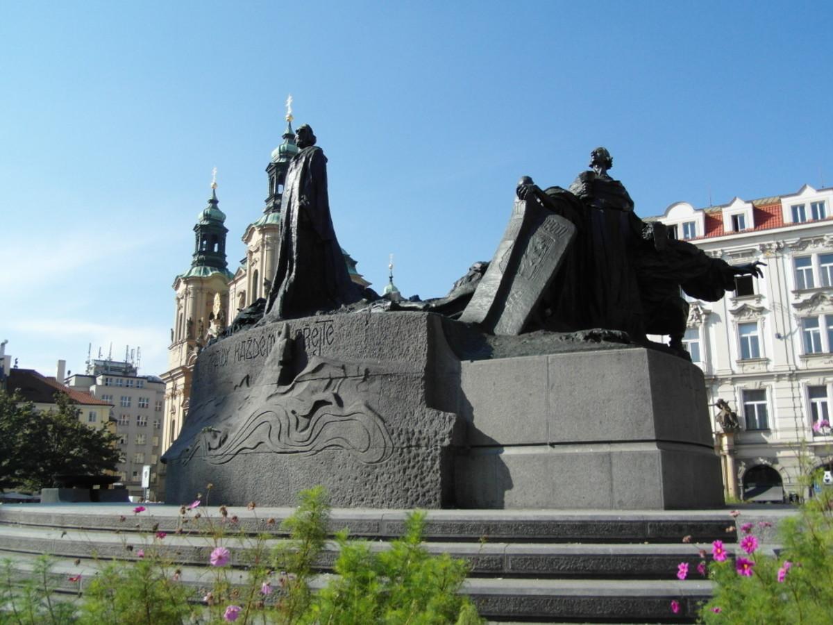 Jan Hus Monument