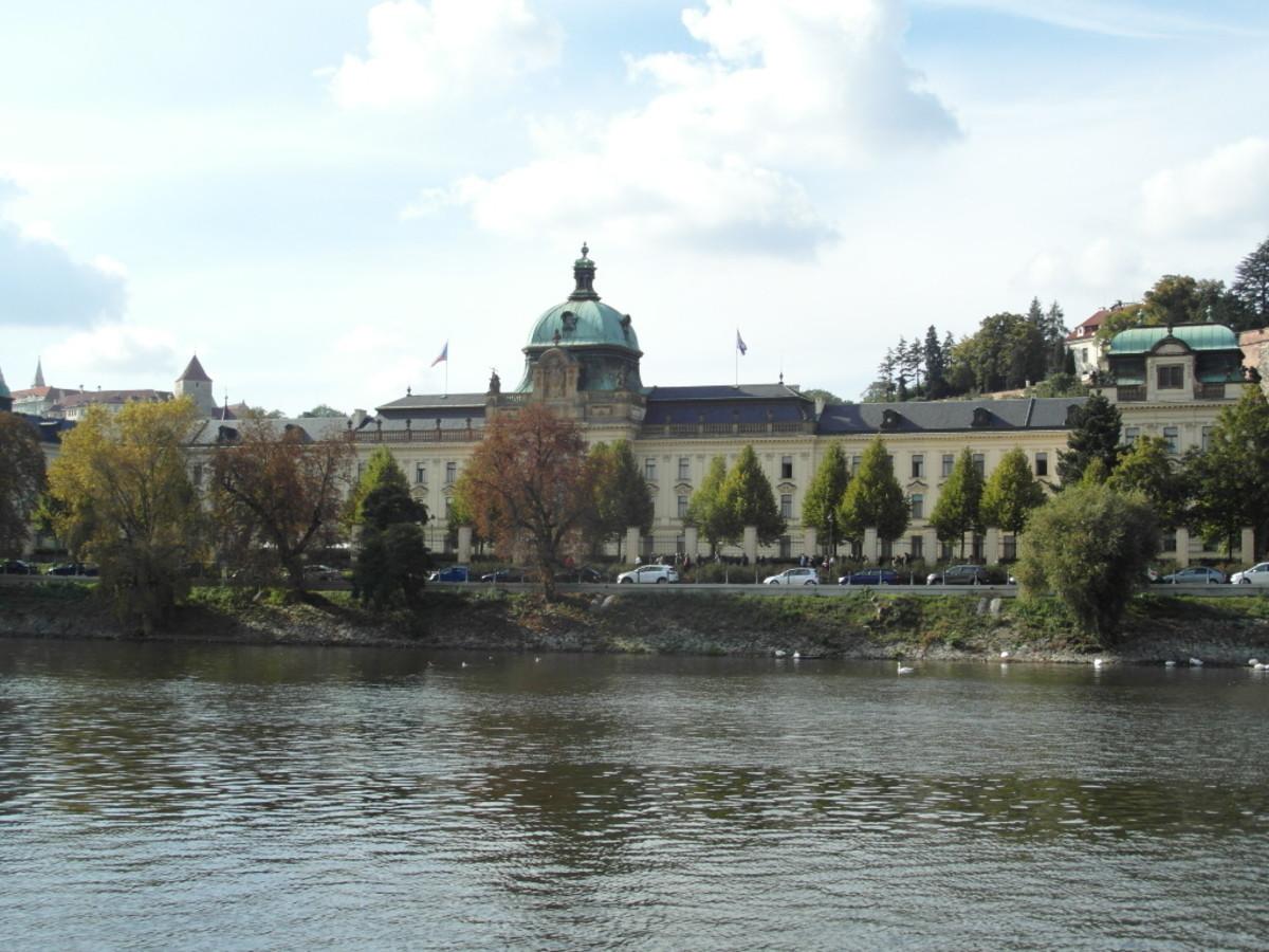 The Strakova Akademie.
