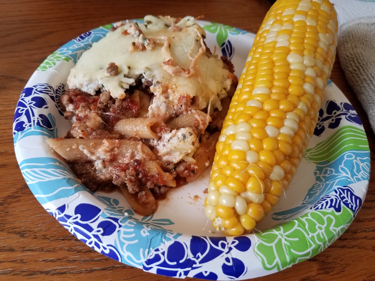 Fast and Easy Corn on the Cob