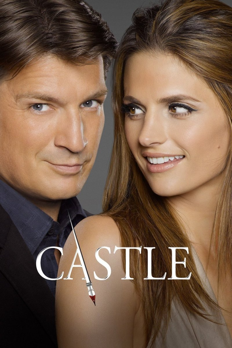 "A poster for ""Castle"""