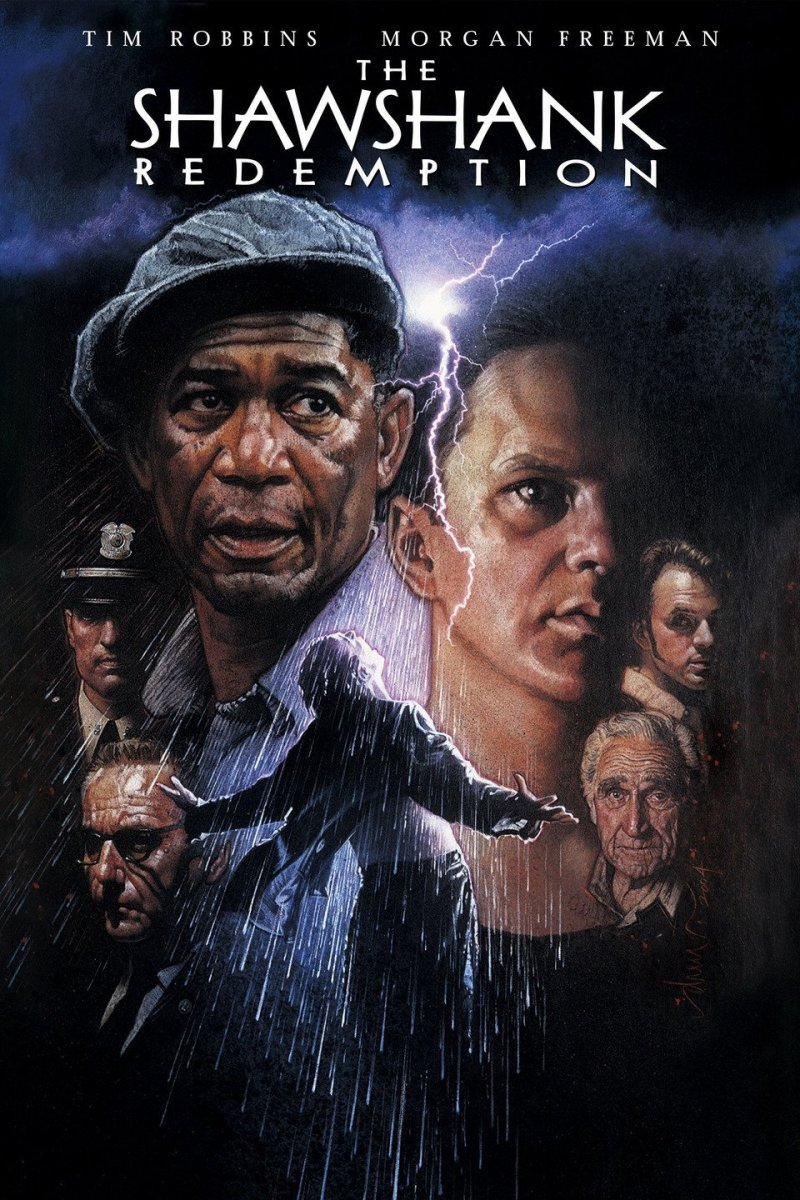 9 Incredibly Profound Movies Like 'The Shawshank Redemption' That'll Make You Think