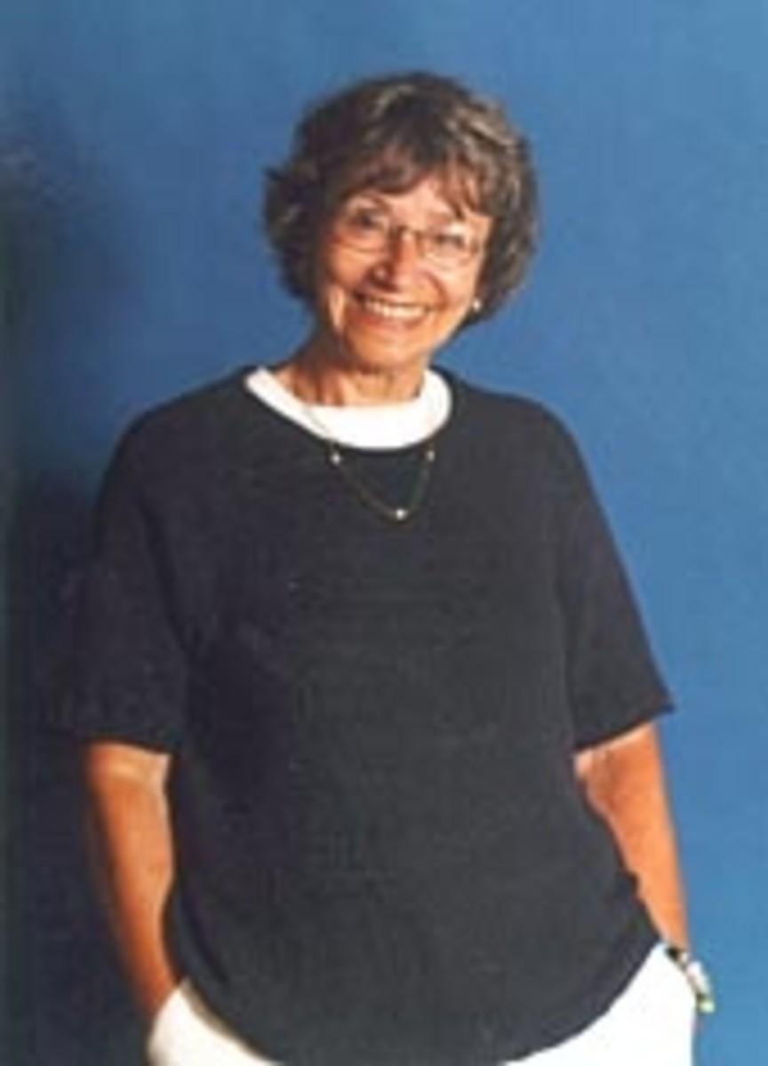children's book author Barbara Robinson