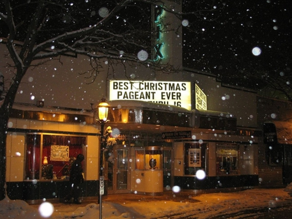 Best Christmas Pageant Ever The Marquee by Kurt Magoon