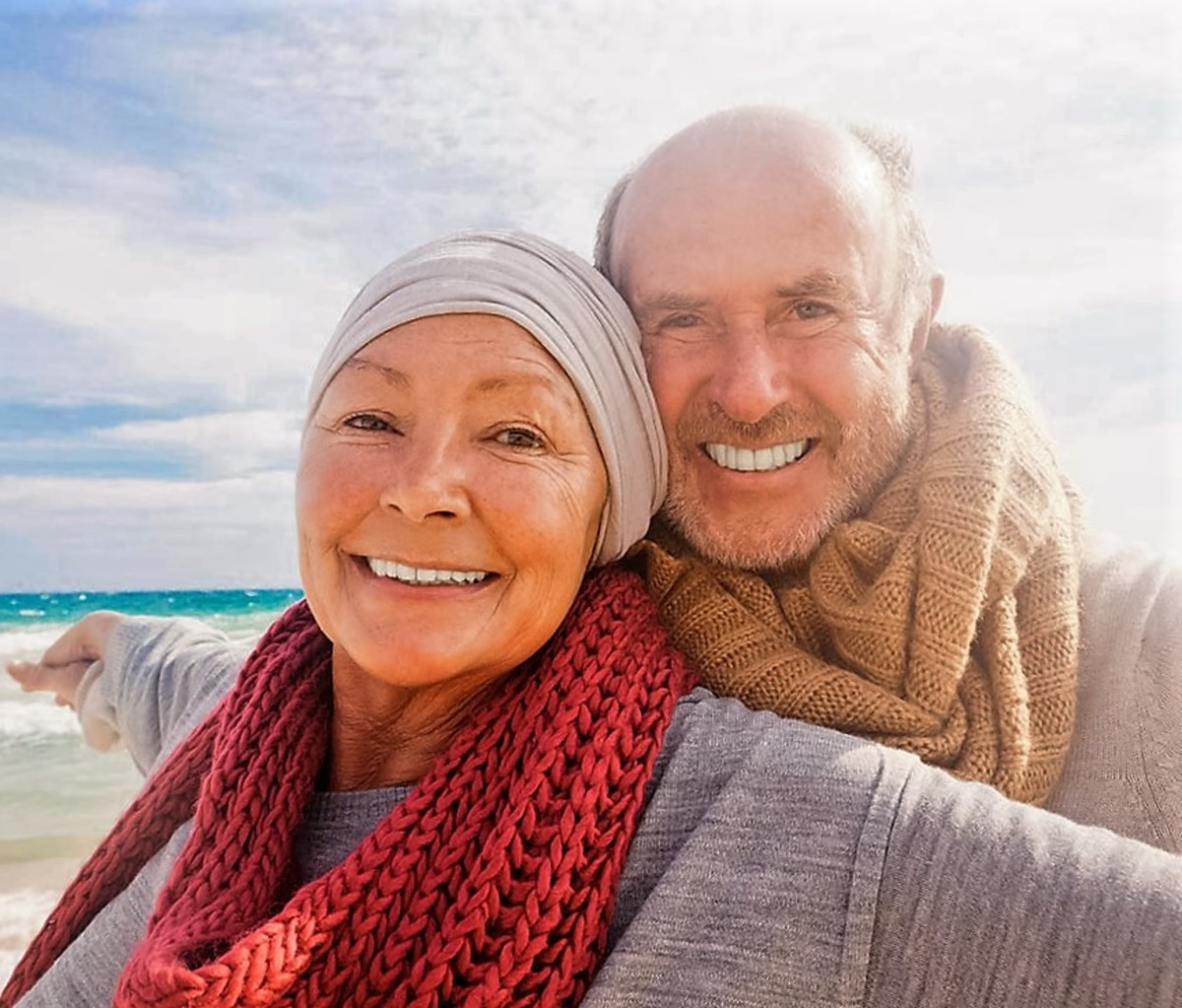 Positive Outlook Improves Quality of Life as We Get Older