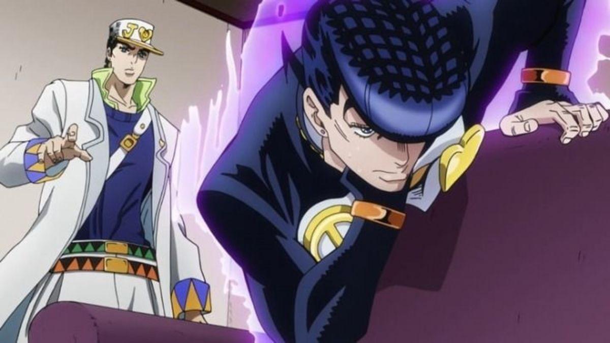 JoJo no Kimyou na Bouken Part 4: Diamond wa Kudakenai (JoJo's Bizarre Adventure: Diamond is Unbreakable)