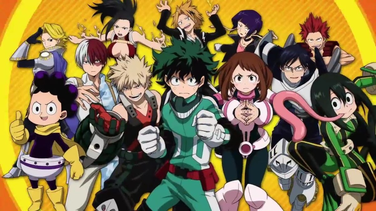 Boku no Hero Academia (My Hero Academia)