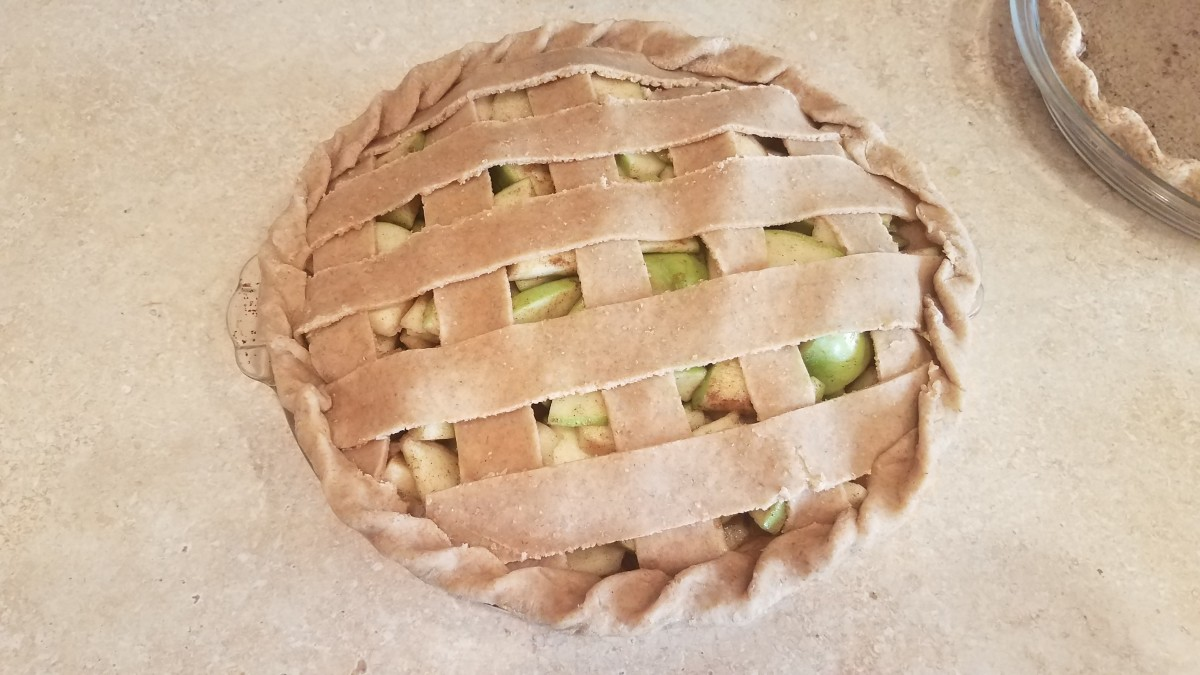 Clean Eating Classic Apple Pie
