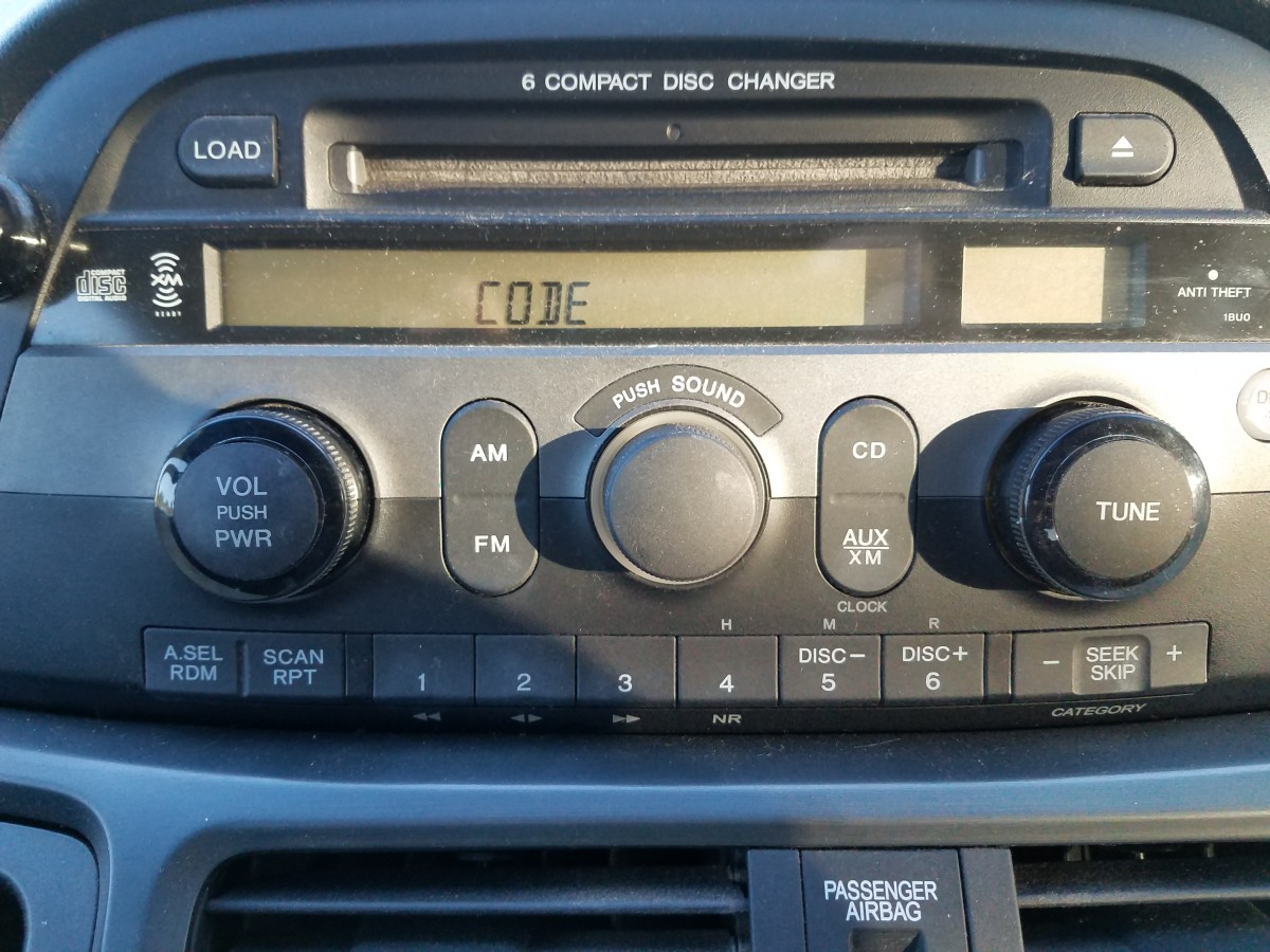 3 Ways to Unlock Your Honda Radio Code