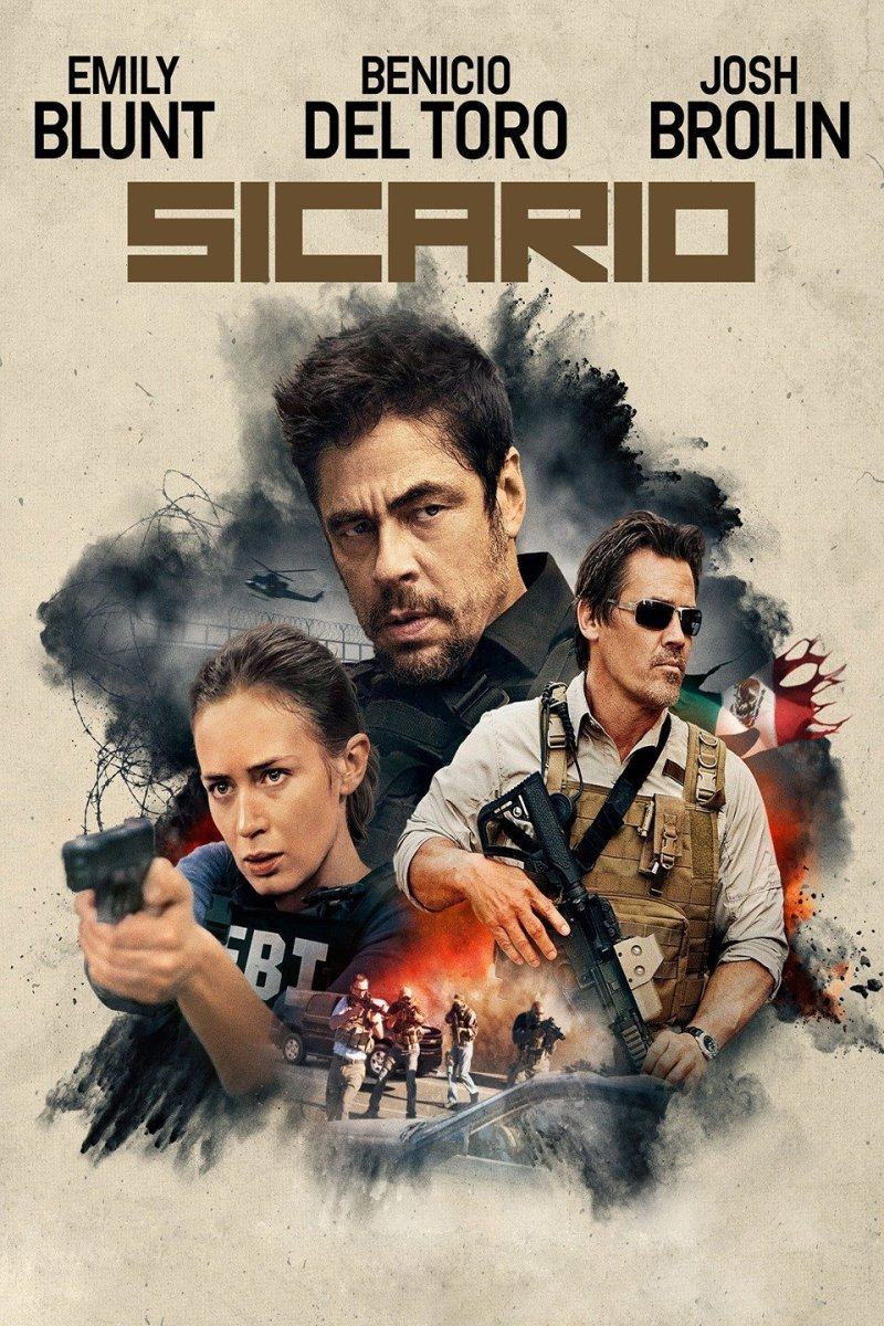 Top 10 Unflinchingly Cruel Movies Like 'Sicario'