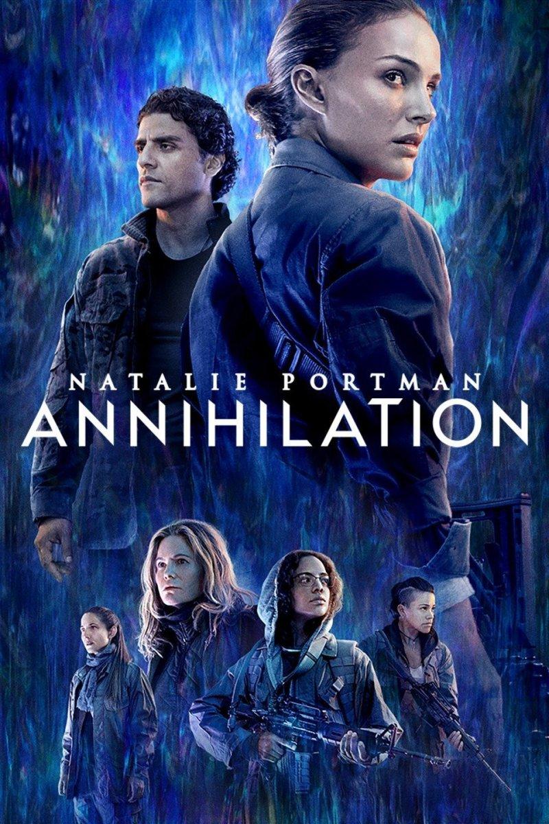 Top 12 Nightmarish Movies Like 'Annihilation'