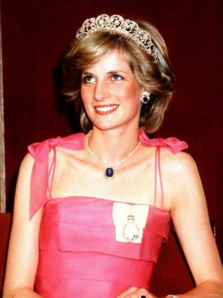 Princess Di - her life and death in videos