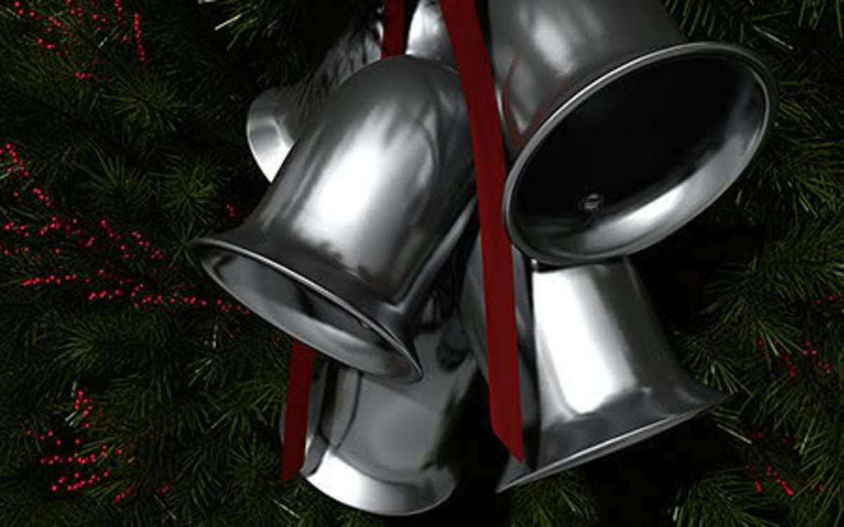 Silver Bells Chimes for True Love