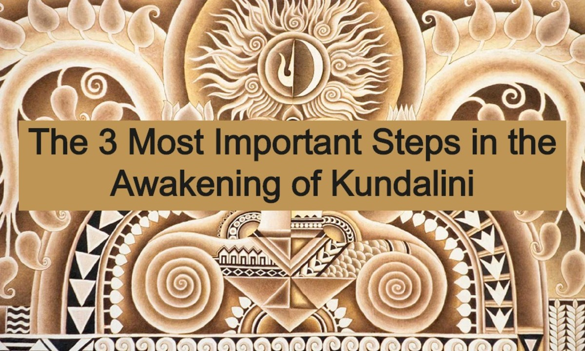 The 3 Most Important Steps in the Awakening of Kundalini