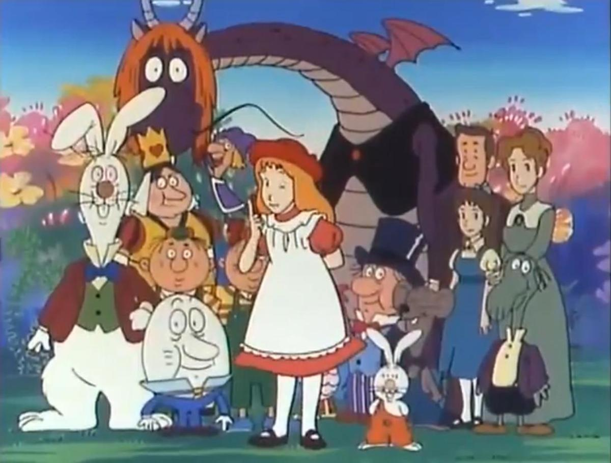 Fushigi no Kuni no Arisu - Alice in Wonderland (1983)