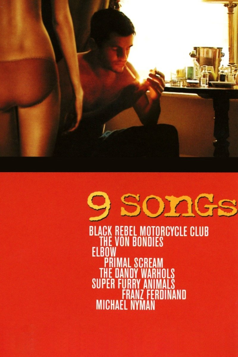 Top 9 Spicy Movies Like '9 Songs'