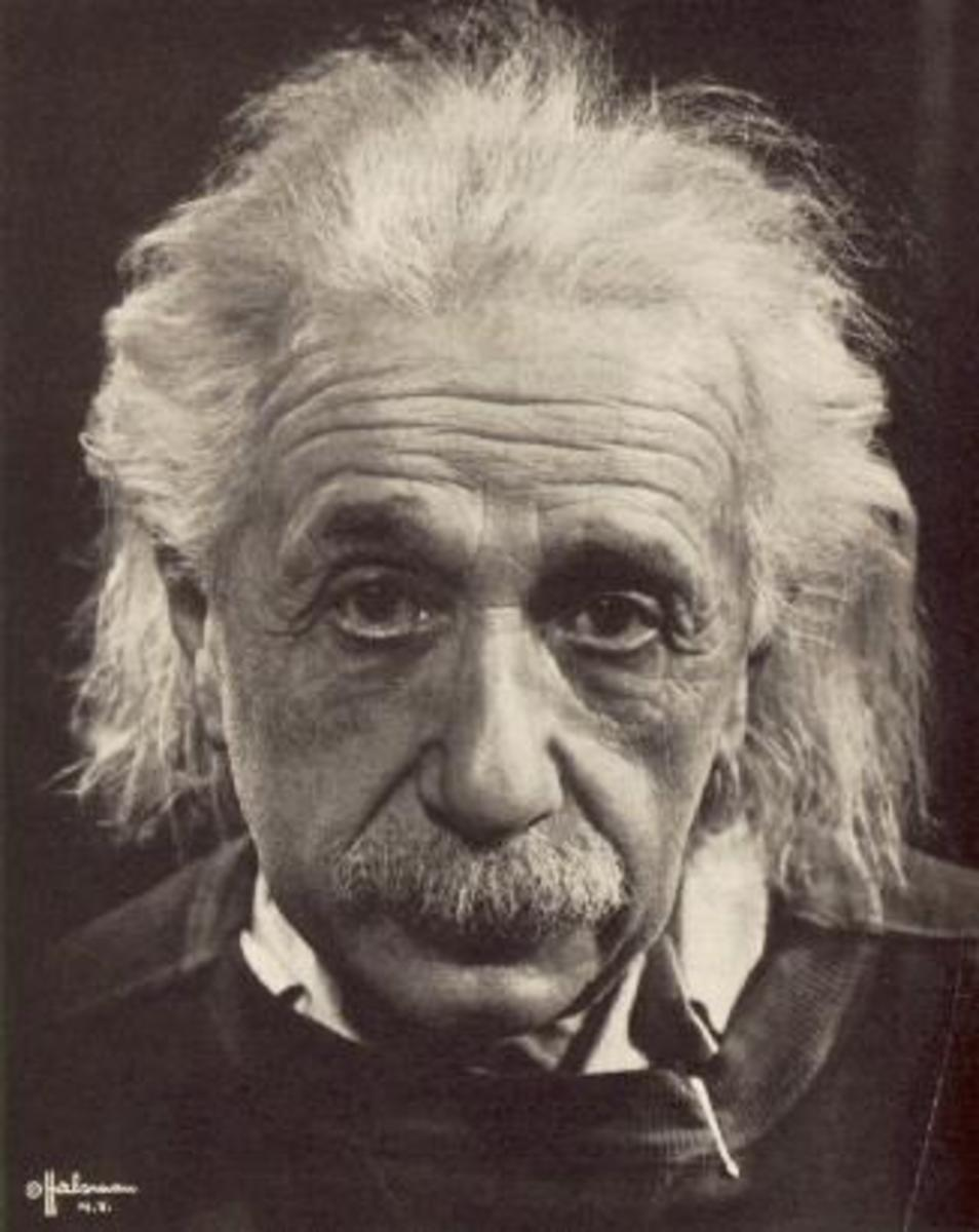 The brilliant and beloved Albert Einstein