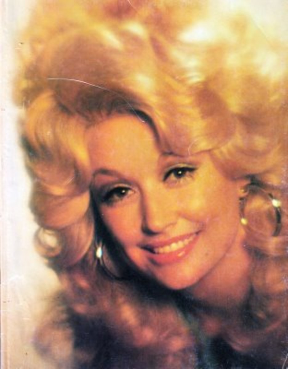 From the very beginning, Dolly's had big hair.
