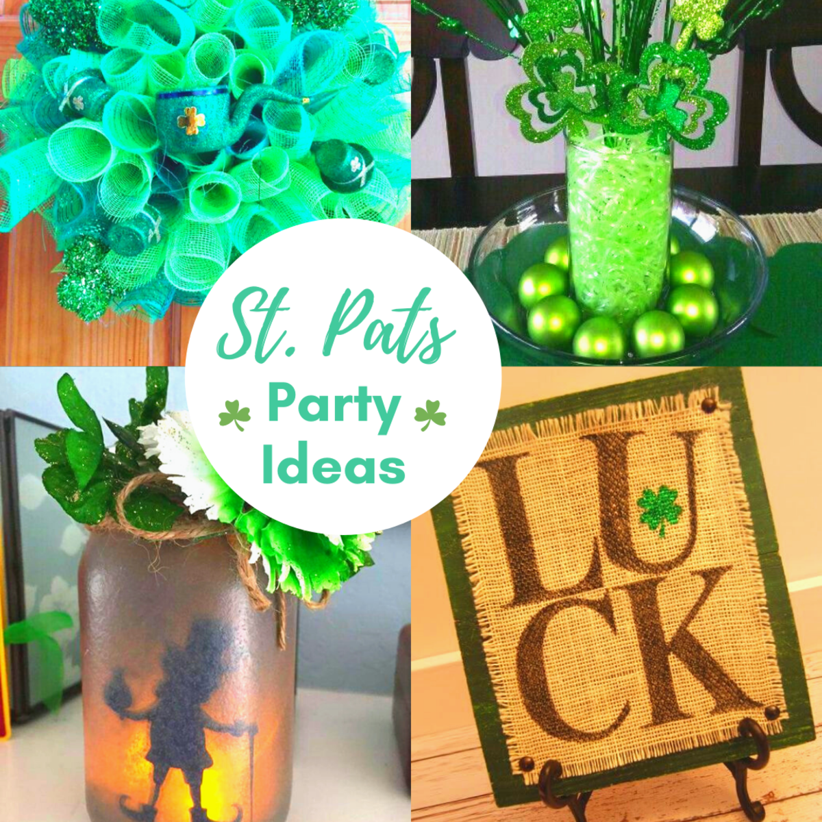 St Patricks Day Party Ideas for Teens